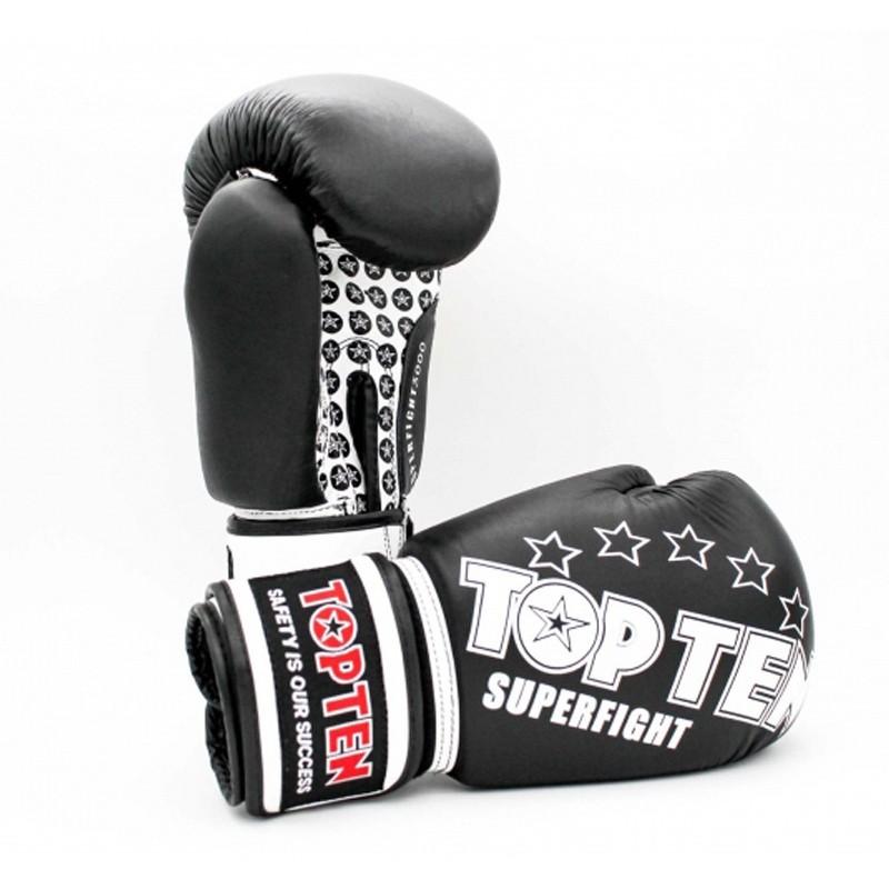 Rękawice do kickboxingu TOP TEN - turniejowe