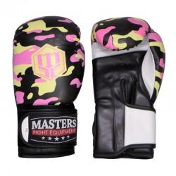 Masters Bokserskie rękawice damskie. RPU-CAMO