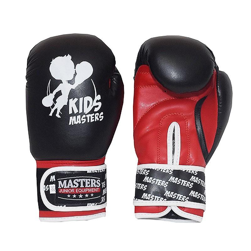Masters bokserskie rękawice dla dzieci MJE - RPU-KM-GS