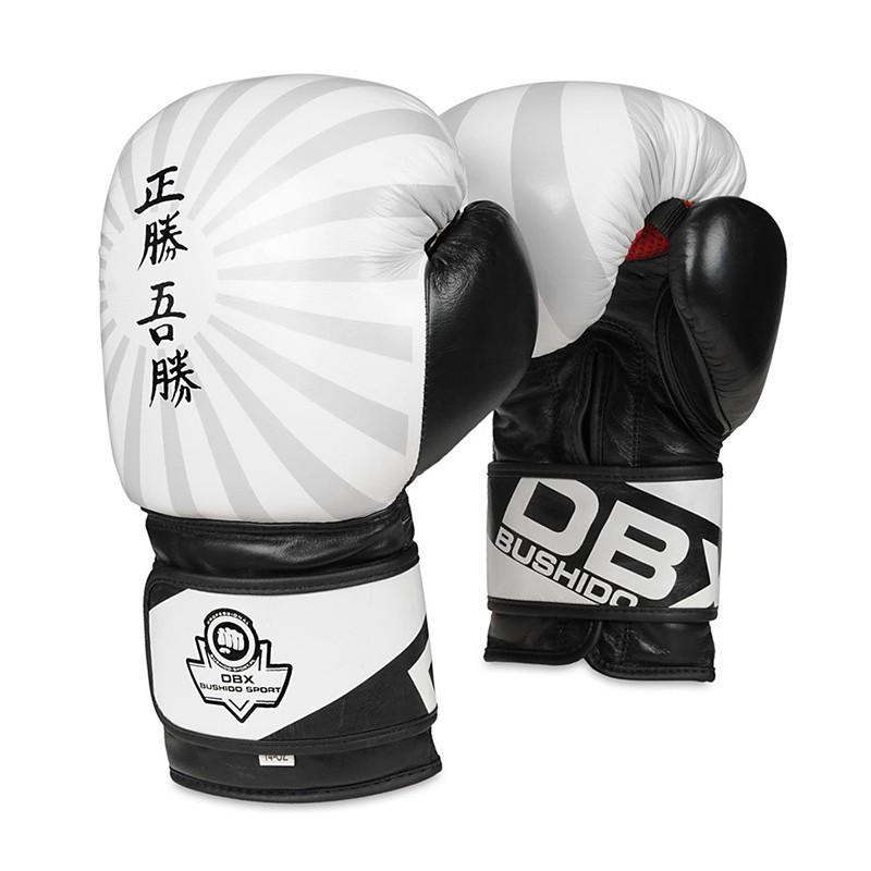 Rękawice-bokserskie-bushido sparingowe-10-oz