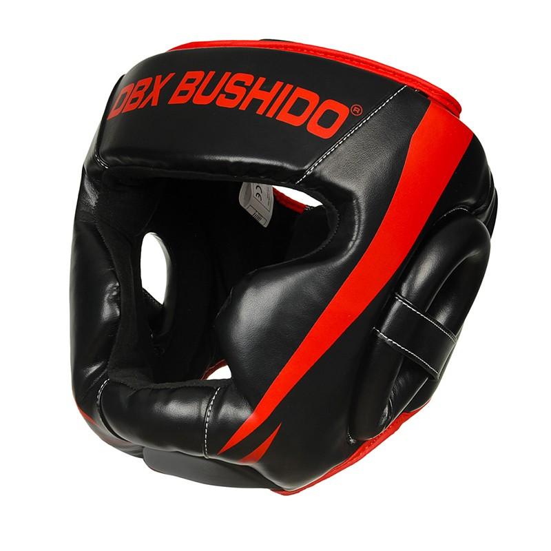 Kask bokserski bushido sparingowy