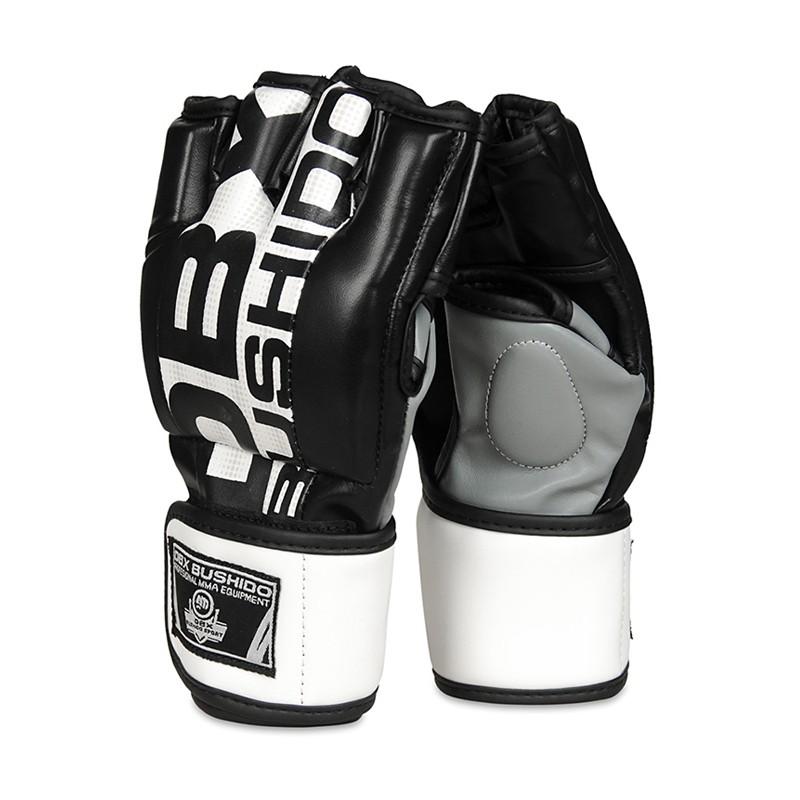 Rękawice MMA do sparingów marki Bushido