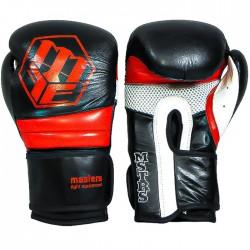 Rękawice bokserskie masters treningowe 10 oz