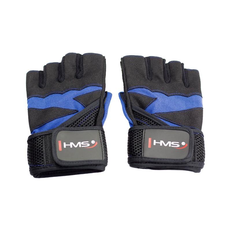 Rękawiczki na siłownie męskie - HMS