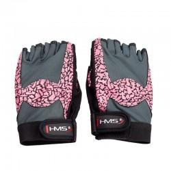 Rękawiczki na siłownie damske HMS
