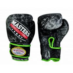 Rękawice bokserskie masters sparingowe 12 oz