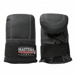 Rękawice przyrządowe na worek bokserski MASTERS