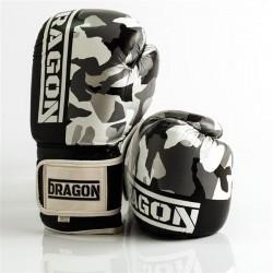 Elite Moro rękawice bokserskie marki Dragon
