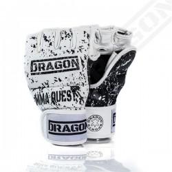 Rękawice MMA Dragon QUEST 204726 - Białe