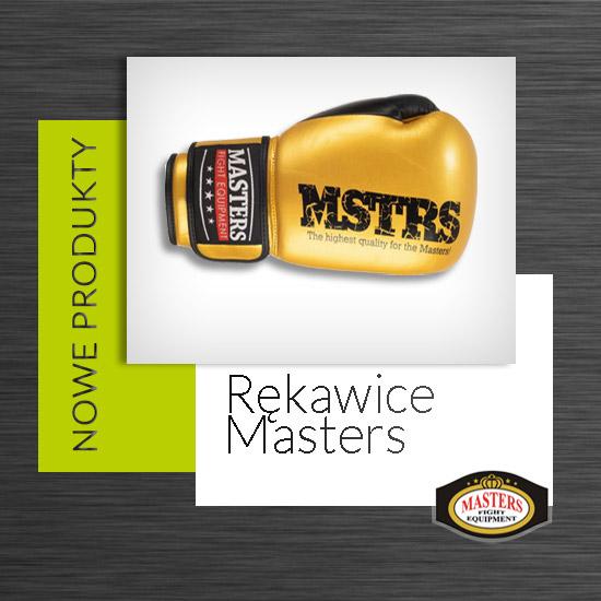 Rękawice Bokserskie Masters